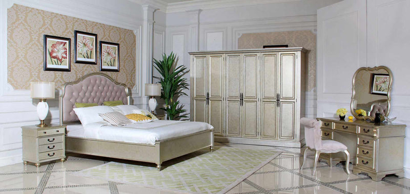 Bedroom Set SIL-A MJ19-54