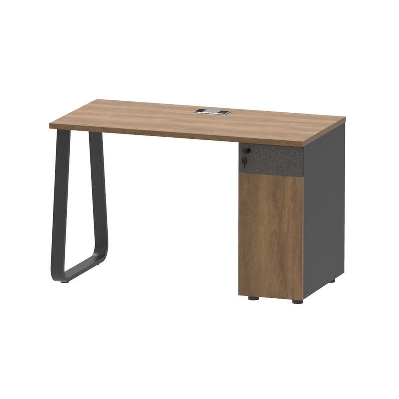 Office Desk Right 120 cm