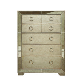Farrah 5 Drawer Chest - Pulaski