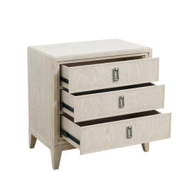 Meyers Park 3 Drawer USB Charging Night Table