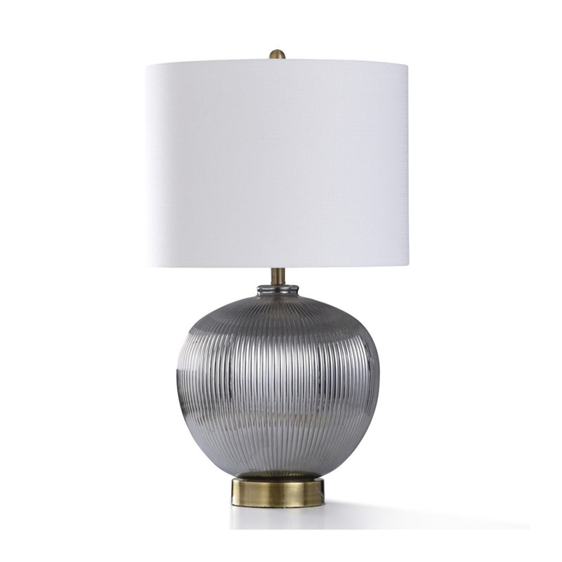 Daventry Silver Table Lamp
