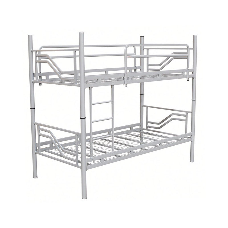 Soly White Bunk Bed - Nabco