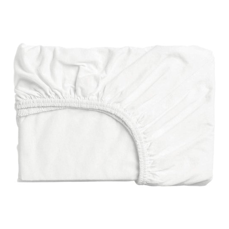 Fitted Sheet White 120X200