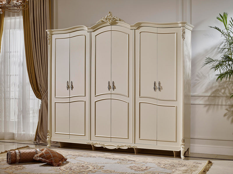 Bedroom Set Double F392A - Nabco