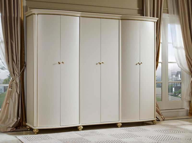 Bedroom Set Double F396-399 - Nabco