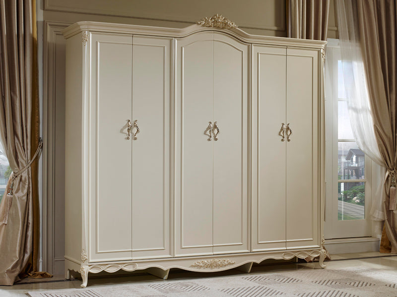 Bedroom Set Double F394B-410 - Nabco