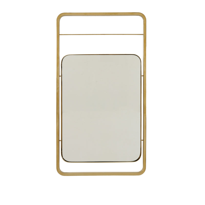 MH2787-01 Framed Mirror - Nabco Furniture Center