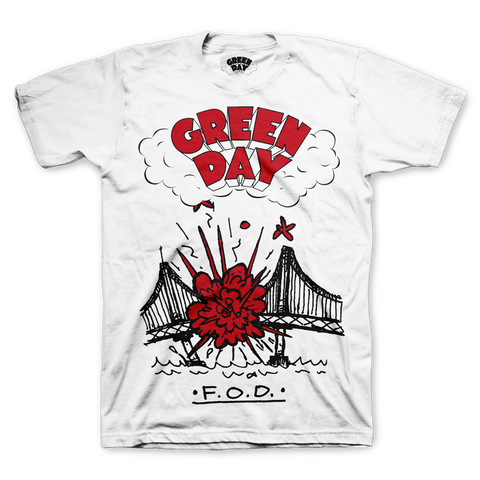 Green Day - Dookie - F.O.D. T-Shirt