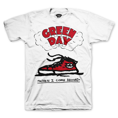 Green Day - Dookie - When I Come Around T-Shirt