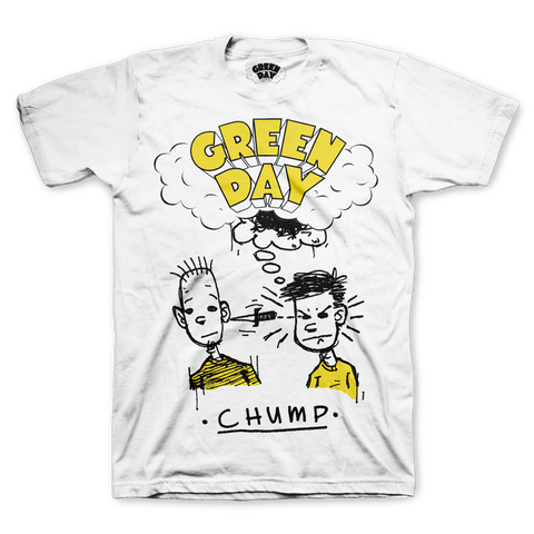 Green Day - Dookie - Chump T-Shirt
