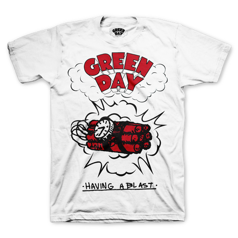 Green Day - Dookie - Having A Blast T-Shirt