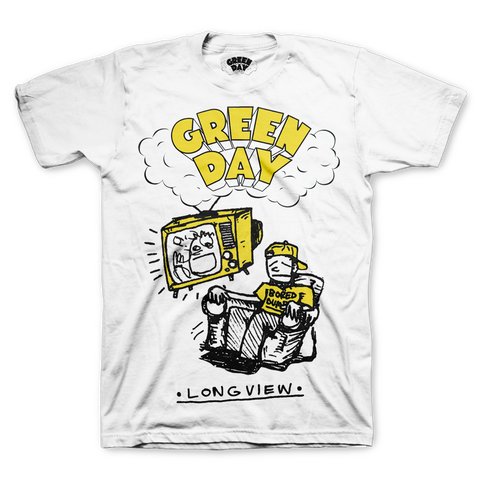 Green Day - Dookie - Longview T-Shirt
