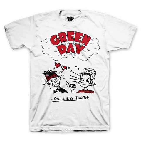 Green Day - Dookie - Pulling Teeth T-Shirt