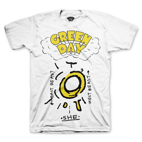 Green Day - Dookie -She T-Shirt