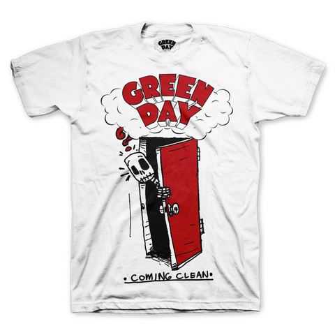 Green Day - Dookie - Coming Clean T-Shirt