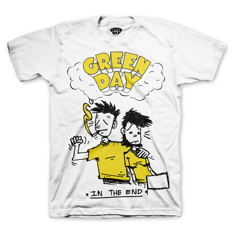 Green Day - Dookie - In The End T-Shirt