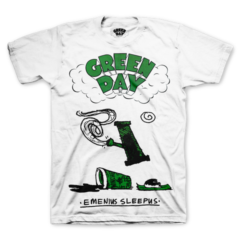 Green Day - Dookie - Emenius Sleepus