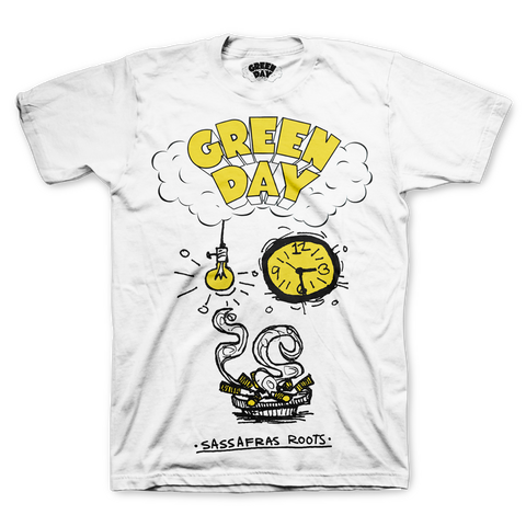 Green Day - Dookie - Sassafras Roots