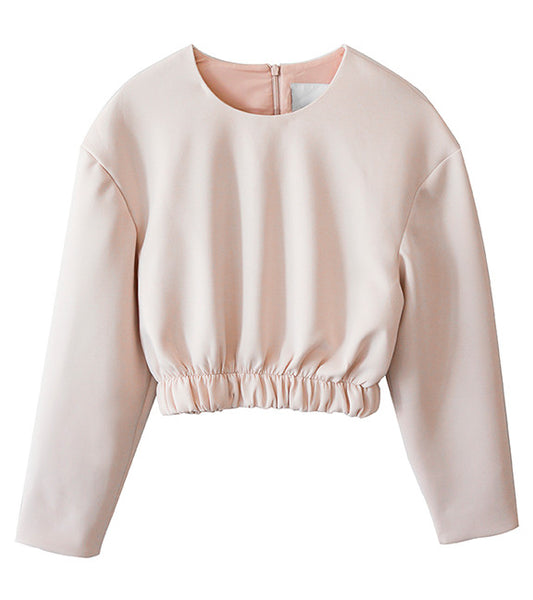 Cmeo Collective Primetime Jumper in Dusty Pink - Front View