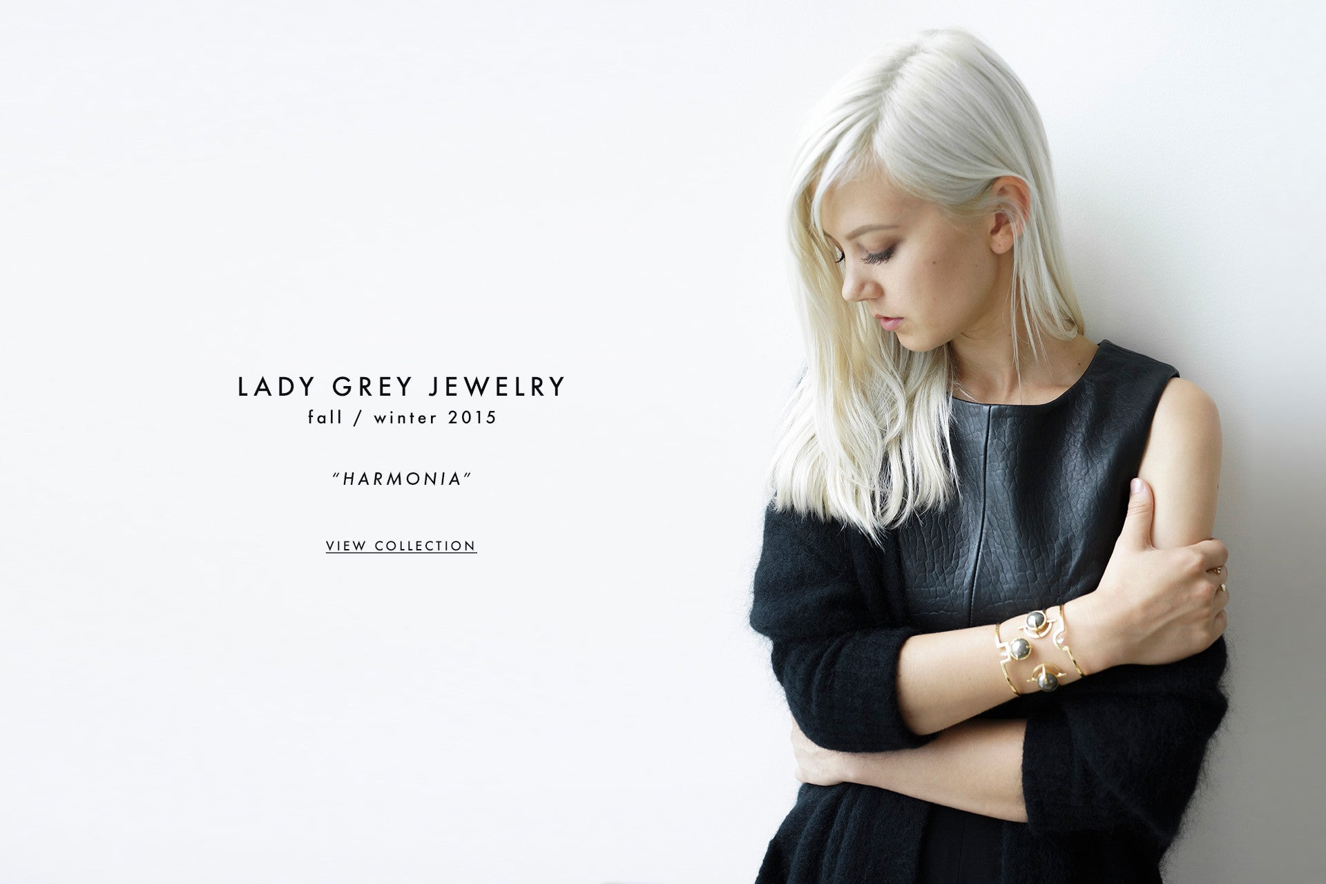 Lady Grey Jewelry Fall 2015 Harmonia Collection