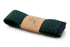 Navy Green Arrow Neck Tie