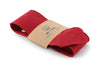 Red Pointed Neck Tie