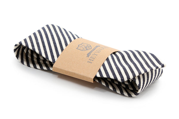 Wilbur Pointed Neck Tie