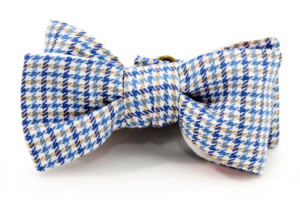 Wolf Bow Tie