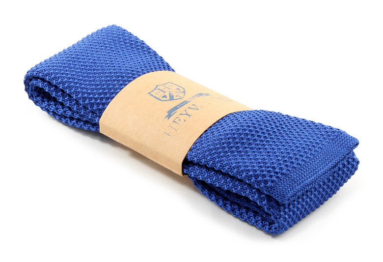 Royal Blue Neck Tie