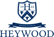 Heywood 1922 logo