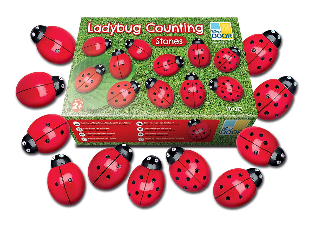 Ladybugs Counting Resources