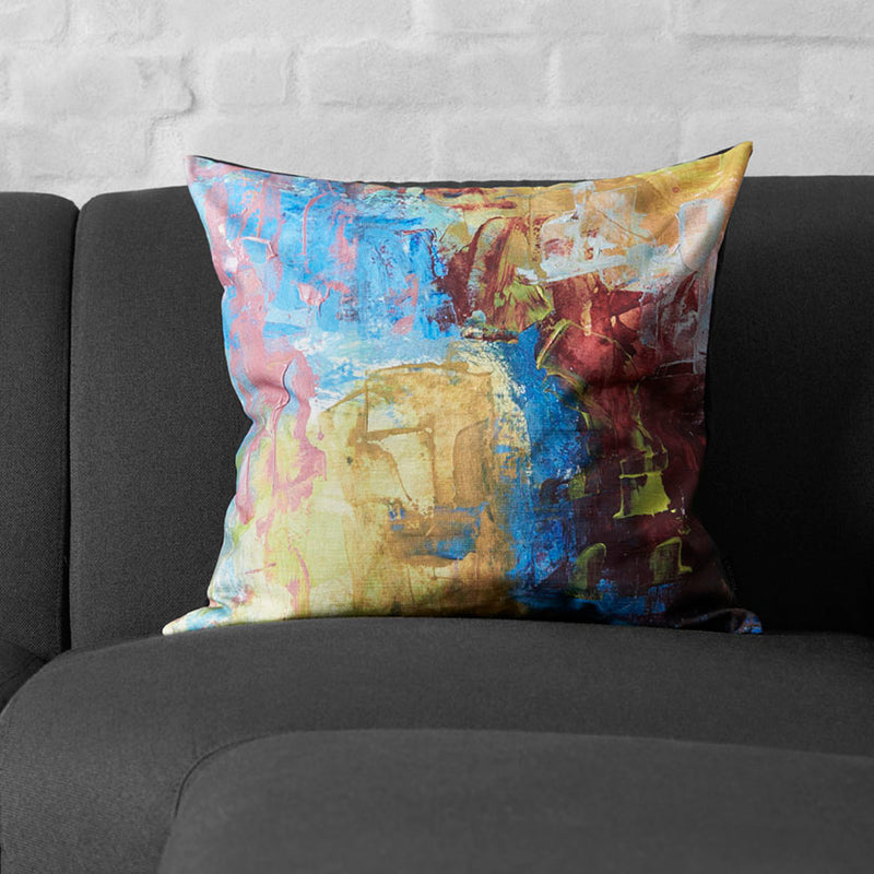 Cushion Cover Land Of Hope - by Hope
