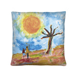 Cushion Cover Land Of Hope - by Edet