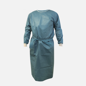 Level 3 Laminated Protective Gown with Stitched Seams (Box of 50)