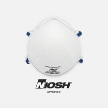 Load image into Gallery viewer, NIOSH Approved N95 Particulate Respirators (Box of 20)