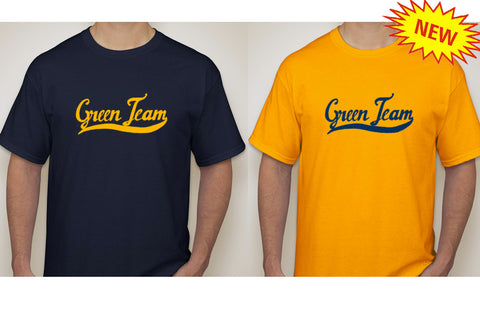 NEW Cal X Green Team T-Shirt (Men's and Women's)