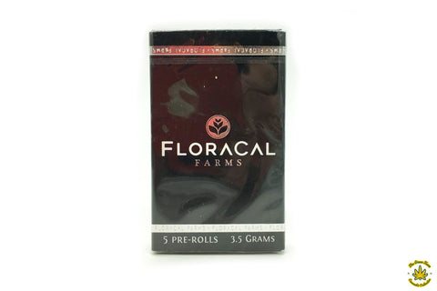 FloraCal Platinum OG Pack of Pre Rolls