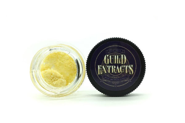 Guild Extracts THC-A Powder: Alien Haze (.5g)
