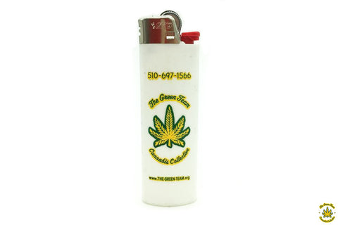 Green Team Lighter