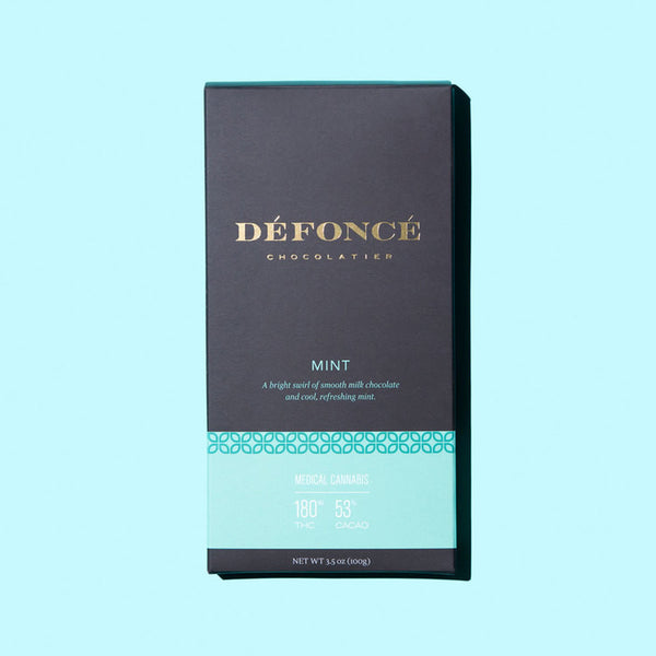Défoncé Mint Chocolate Bar