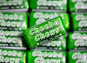 Cheeba Chews Quad Dose - Hybrid