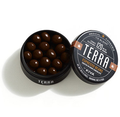 Kiva Chocolate Covered Espresso Beans