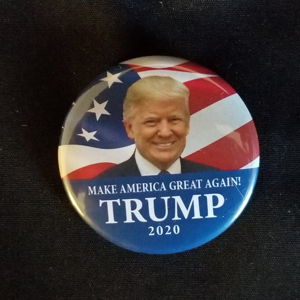 Trump 2020 Election Button