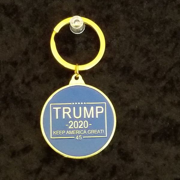 Trump 2020 Executive Keychain