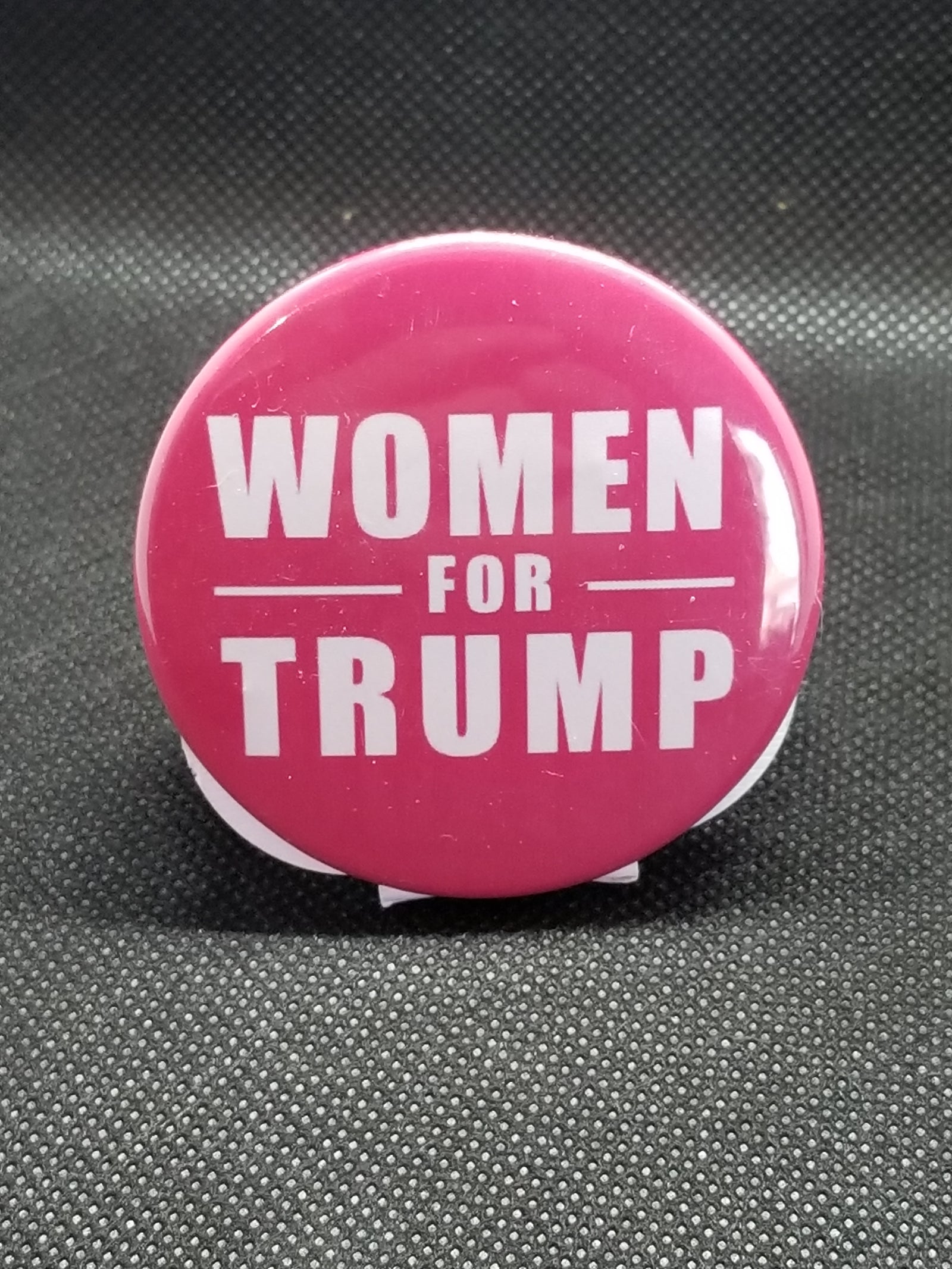 Women for Trump Button