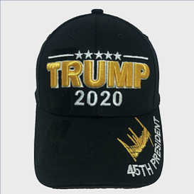 Trump 24ct Gold 2020 Hat