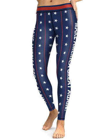 Trump MAGA Leggings