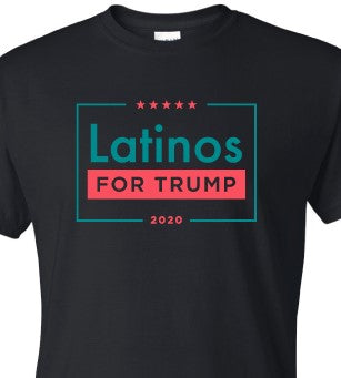 Latinos for Trump T-Shirt
