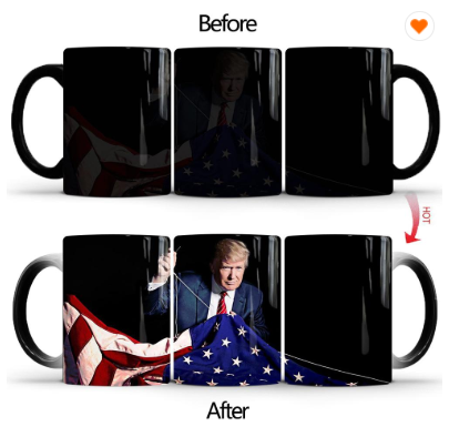 Trump Flag Coffee Mug