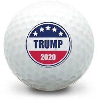 Trump Golf Ball